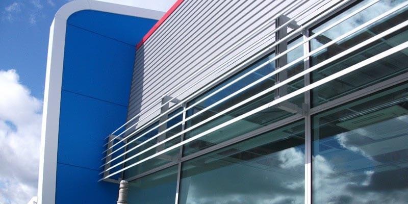 Aluminium Alloy Louver Window (LW) Series Single Sash Louver Window (SLW)