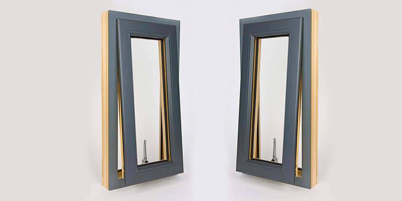 Outswinging Casement Window (OCW) Series Top-hung Window (OCWT)